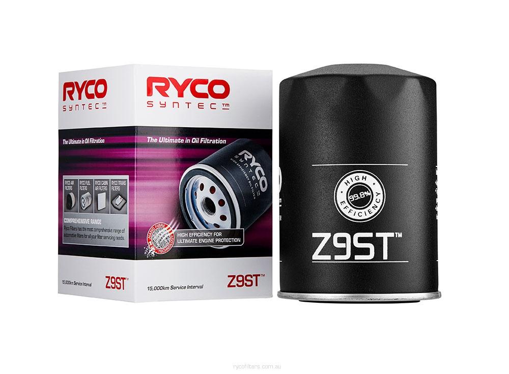 Ryco Fuel Filter  FOR Ford Falcon 1992-1993 4.0 EFI EB Wagon Petrol Z373