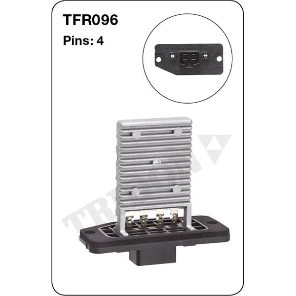 Details About Tridon Ac Blower Motor Resistor Tfr096 Fits Ford Ranger 2 5 Tddi Pj 2 5 Td