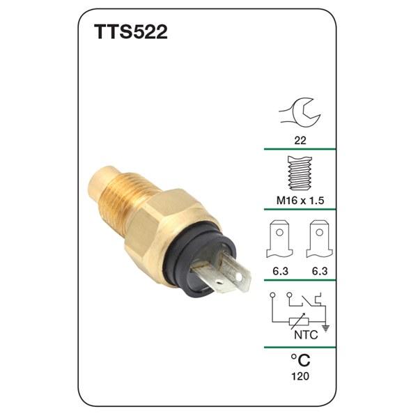 * TRIDON Water Temperature Sender For Nissan Patrol Diesel GQ-Turbo