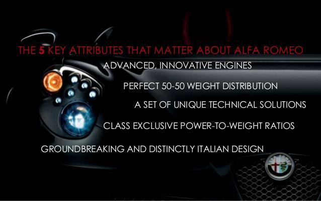 5 attributes