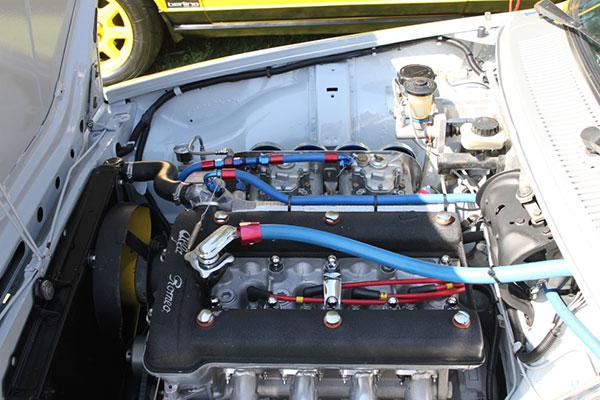 Concorso D'Eleganza 105 GTV 2