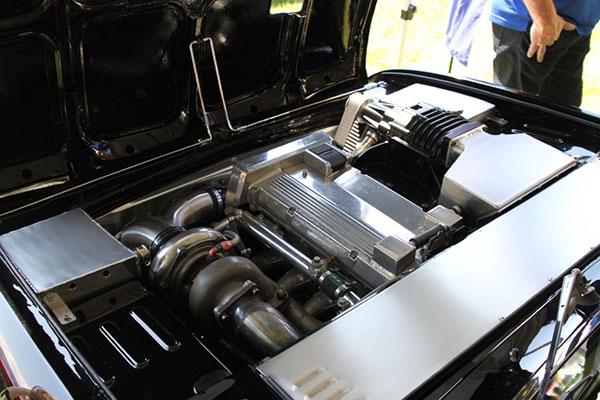Concorso D'Eleganza Fiat Abarth 595
