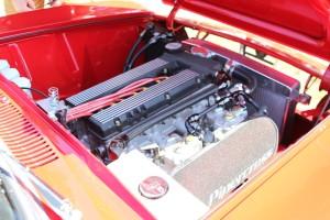 Concorso D'Eleganza Alfa 105 GTV 2