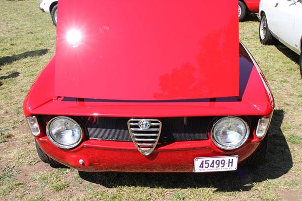 Concorso D'Eleganza Alfa 105 GTV