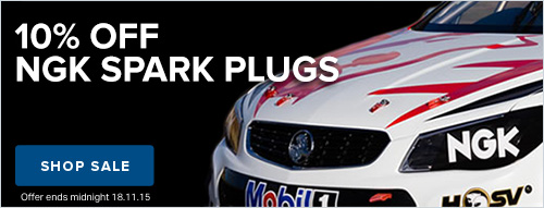 10% off NGK Spark Plugs Spares Box Click Frenzy