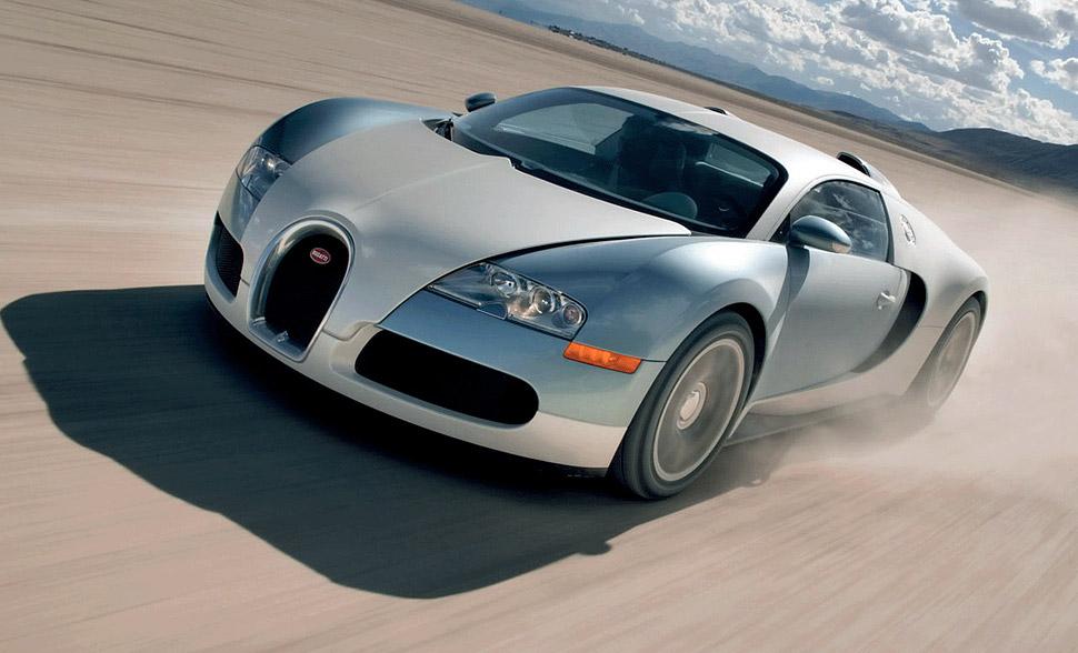 Bugatti Veyron Spares Box Horsepower