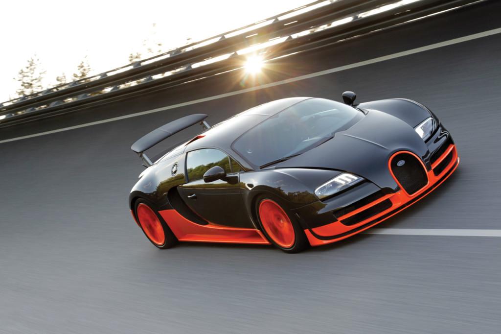 Bugatti Veyron SuperSport Spares Box Horsepower