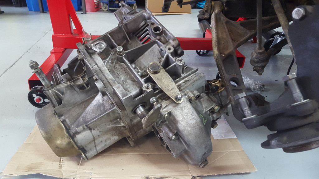 Spares Box Peugeot 205 GTi