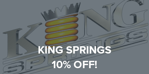 10% off all King Springs!