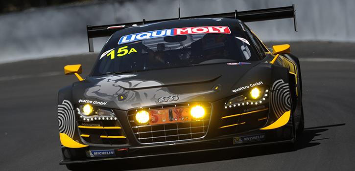 Bathurst 12 Hour Audi R8 GT3 LMS