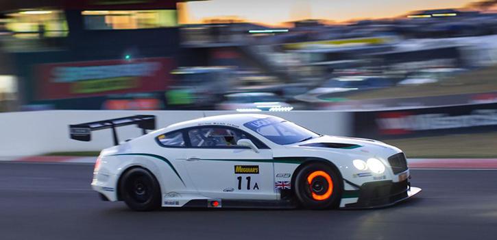 Bathurst 12 Hour Bentley Continental GT3