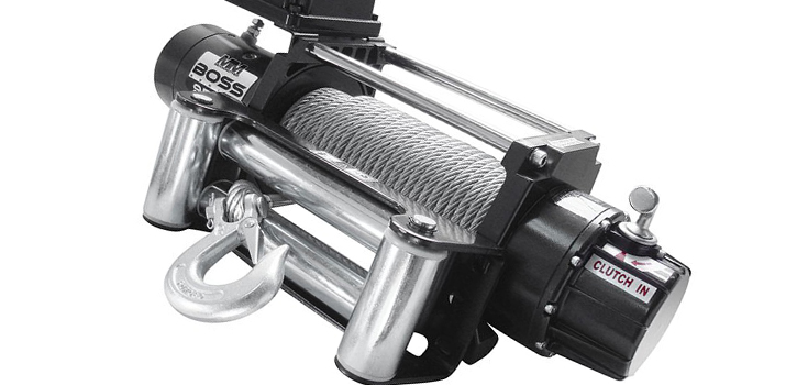 Mean Mother Boss Series 4WD Winch
