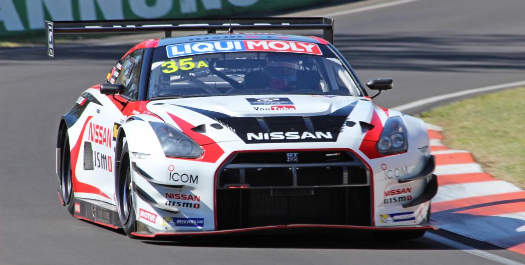 Last Year's Winning Nissan © Kytabu en.wikipedia.org