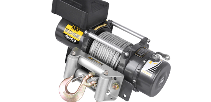 Mean Mother Edge Series 4WD Winch