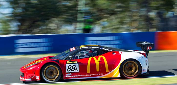 Bathurst 12 Hours Ferrari 458 GT3