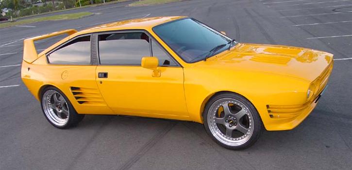 10 Aussie Cars Giocattolo