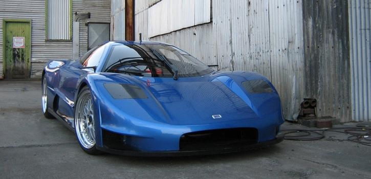 10 Aussie Cars Joss JP1