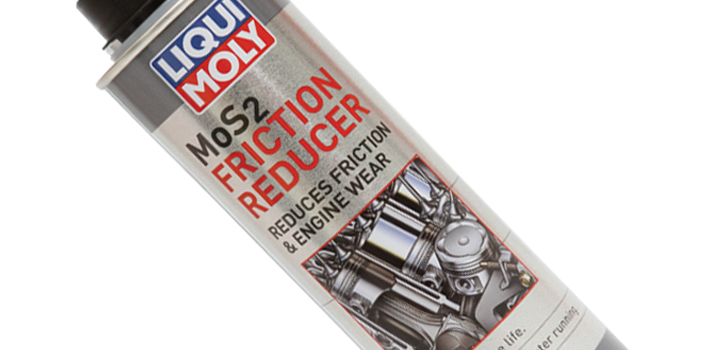 Individual can of LIQUI MOLY MoS2 Friction Reducer