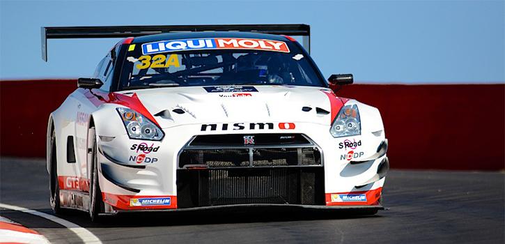 Bathurst 12 Hours Nissan GTR NISMO GT3