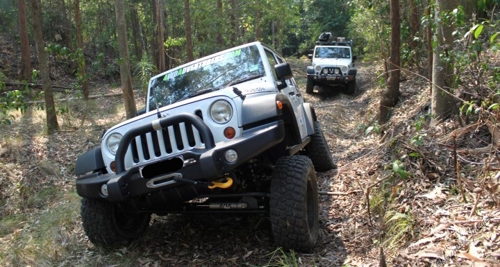 4x4 off road trails the watagans