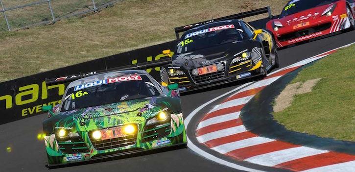 Bathurst 12 Hour Audi R8