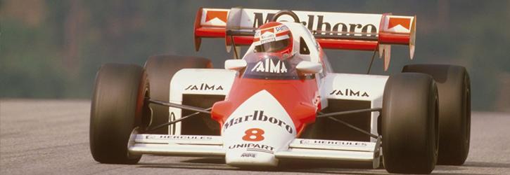 Niki Lauda Austria 1984
