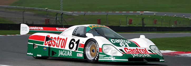 Castrol Cars Jaguar