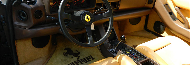 Wolf of Wall St Ferrari