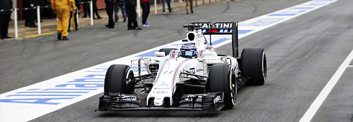 Williams 2016 F1 Car