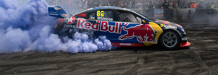 Triple Eight Red Bull Racing Australia V8 Supercar