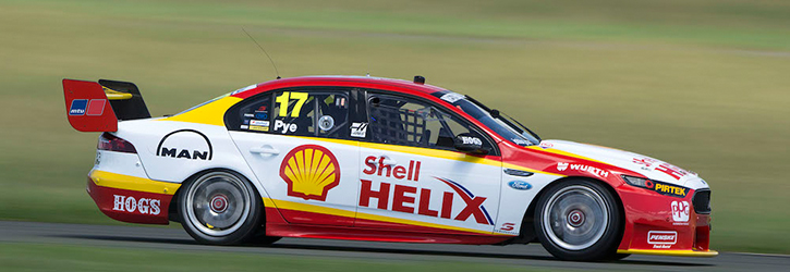 DJR Team Penske 2016 V8 Supercar