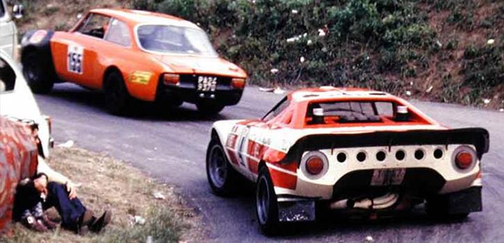 The 1973 Targa Florio. Image: Imgur