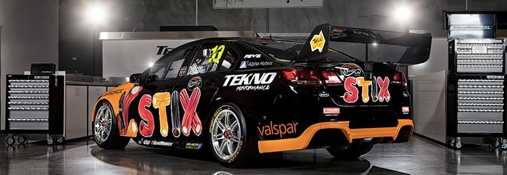 Tekno Autosport 2016 V8 Supercar