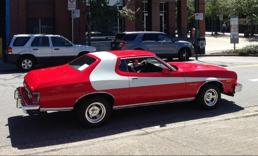 starsky and hutch car