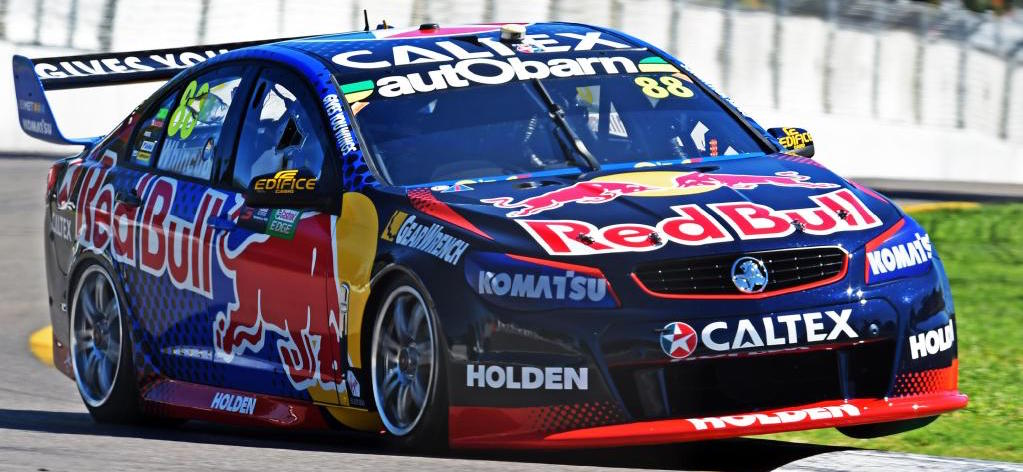 Castrol Edge Jamie Whincup Townsville 400