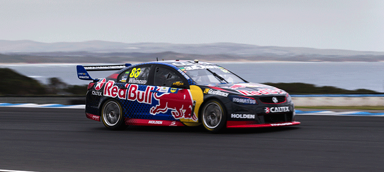 Castrol Edge Townsville 400 Jamie Whincup