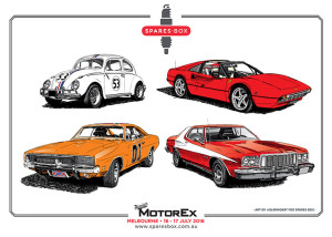 MotorEx Move Car Mania Exclusive Car Art