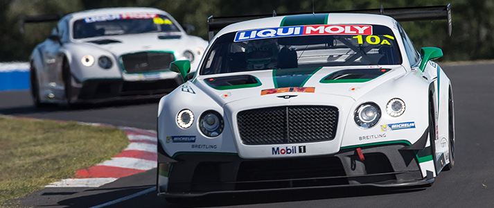 Bathurst 12 Hour Bentley M Sport