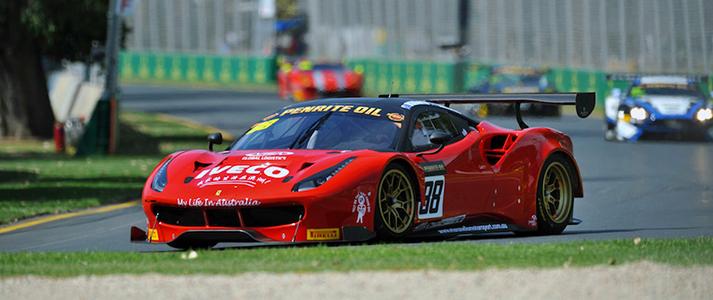 Ferrari 488 GT3 Bathurst 12 Hour