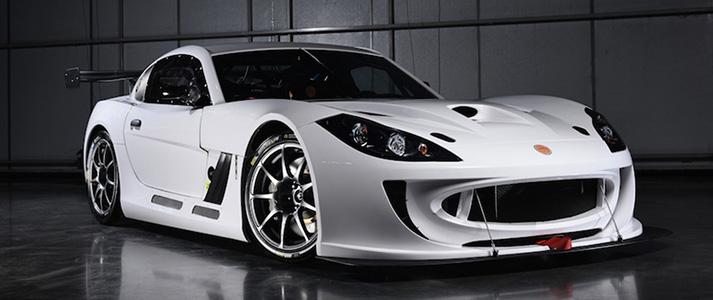 Ginetta G55 GT4 Bathurst 12 Hours