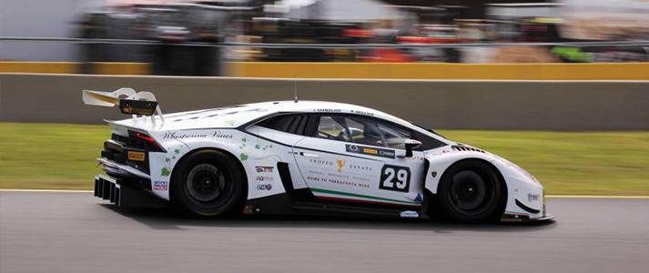 Lamborghini Huracan Gt3 Bathurst 12 Hour