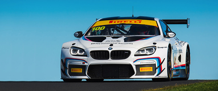 BMW M6 GT3 Bathurst 12 Hour