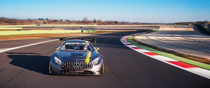 Mercedes AMG GT GT3 Bathurst 12 Hours