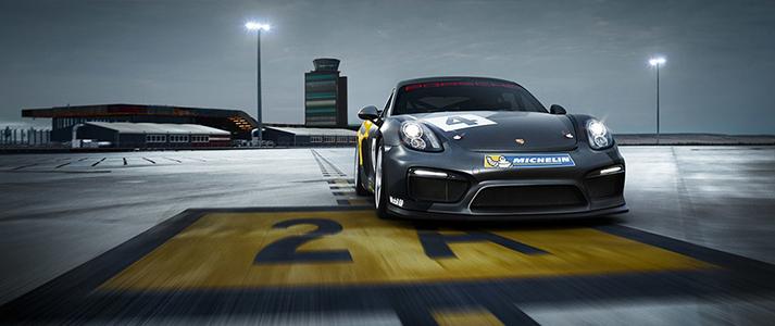 Porsche Cayman GT4 Clubsport Bathurst 12 Hour