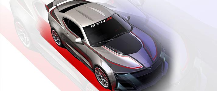 Camaro GT4