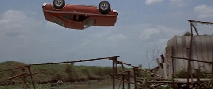 Roger Moore Bond Cars AMC Hornet