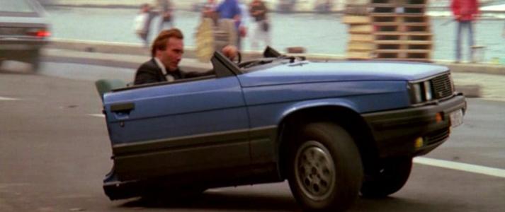 Roger Moore Bond Cars Renault