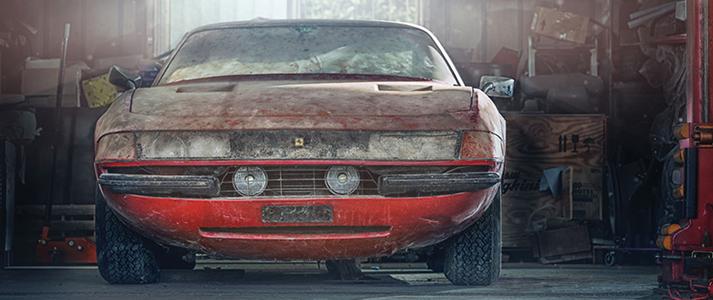 Ferrari Daytona 1
