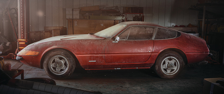 Ferrari Daytona 3