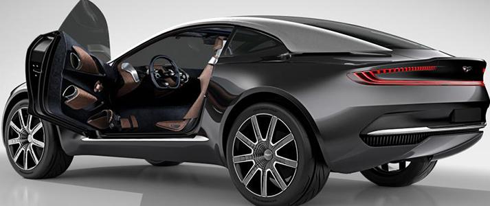 Aston Martin DBX 3